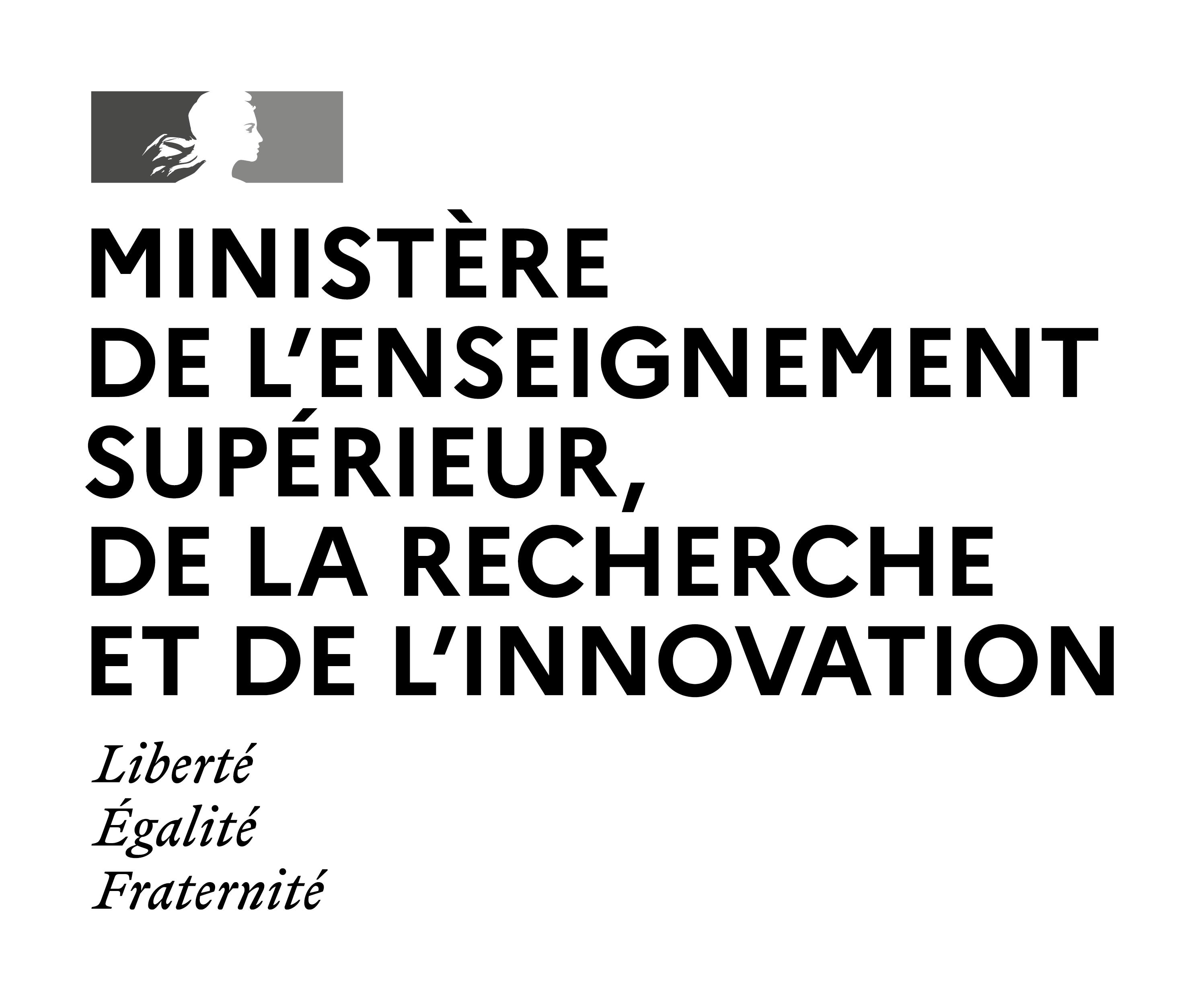 Le ministère de tutelle de l'INSA Strasbourg est le ministère de l'Enseignement supérieur et de la Recherche